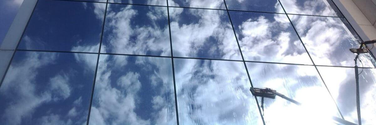mycie elewacji i fasad szklanych slaskie
