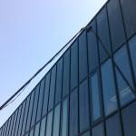 Mycie fasady wykonanej ze szkła, Ruda Śląska