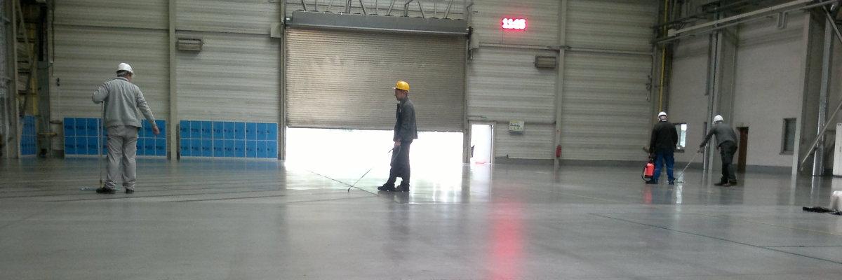 powłokowe zabezpieczanie betonu